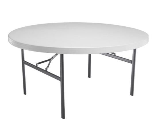 60 inches round table