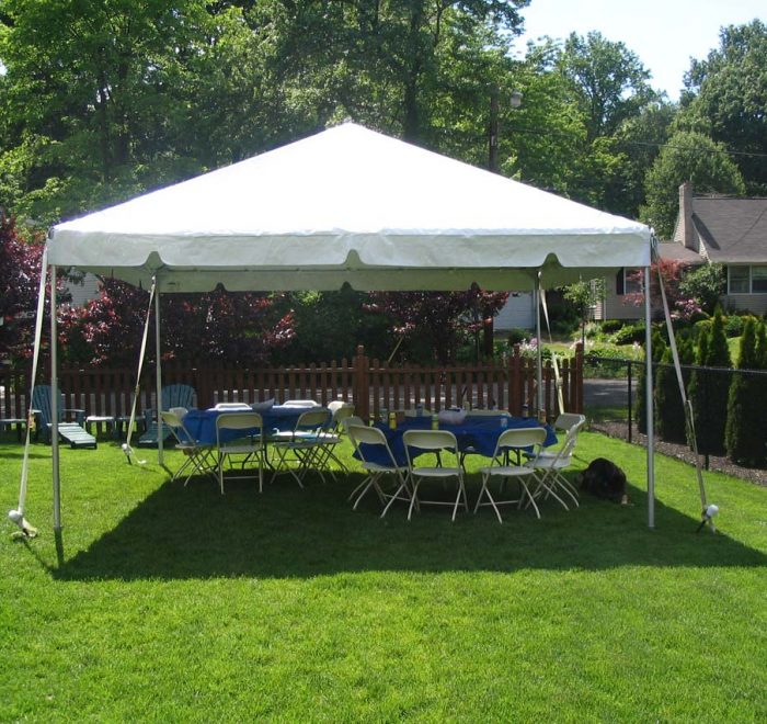 15x15 Frame Tent2