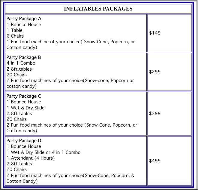 Inflatables_packages